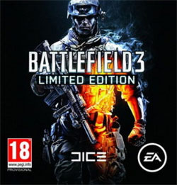 Battlefield 3 (DICE/EA) ist fr PC, PS3 und Xbox 360 erschienen