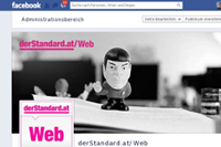 screenshot: webstandard