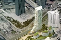 rendering: project a01 architects