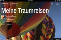screenshot: flipboard