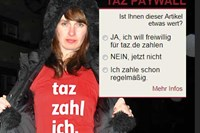 foto: screenshot/www.taz.de