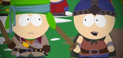 screenshot: south park