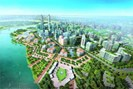 visualisierung: tianjin eco city