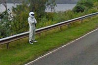 Und was macht &quot;The Stig&quot; bei Loch Ness? 