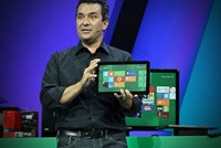 Microsoft will mit Windows 8 den Tablet-Markt aufrollen.