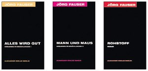 Im Herbst 2007 wird der 8. Band der Jrg-Fauser-Edition&#xD;&#xA;&quot;Der Strand der Stdte. Gesammelte journalistische Arbeiten&#xD;&#xA;19591987&quot; erscheinen. Alexander Verlag&#xD;&#xA;&#xD;&#xA;Am 16. 7. 2007 findet eine &quot;Geburtstagsfeier fr Jrg Fauser&quot;&#xD;&#xA;in der Berliner Joseph-Roth-Diele statt. Freunde und Fans&#xD;&#xA;sind herzlich willkommen! Joseph Roth&#xD;&#xA;&#xD;&#xA;Zum 20. Todestag von Jrg Fauser findet am 17. 7. 2007&#xD;&#xA;die &quot;Blaue Nacht&quot; in den Mnchner Kammerspielen statt.&#xD;&#xA;Es lesen unter anderen der Schriftsteller und bersetzer&#xD;&#xA;Carl Weissner und der Schriftsteller Franz Dobler.&#xD;&#xA;&#xD;&#xA;