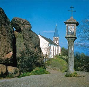 St. Thonmas am Blasenstein.