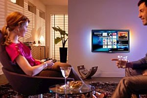 Internet am TV fr Philips ein grerer Trend als 3D 