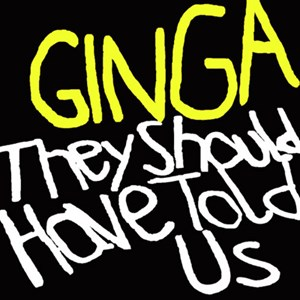 "Ginga: ""They Should Have Told Us"" (Monkey Music/Hoanzl 2010)"