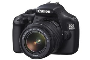 EOS 1100D