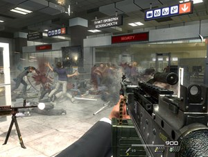 Modern Warfare 2: Nachgespielter Terroranschlag