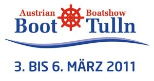Vortrge ber Destination und Hausbootfahrten: Die Austrian Boatshow &#xD;&#xA;Boot Tulln 2011 zeigt tglich vom 3. bis zum 6. Mrz 2011 in einer &#xD;&#xA;Diashow die Faszination einer Hausbootfahrt durch die Lagune rund um &#xD;&#xA;Venedig und durch den Brentakanal: Die Vortrge (prsentiert vom Autor &#xD;&#xA;dieses Artikels, Manfred Ruthner, Dauer zirka eine Stunde) finden im &#xD;&#xA;Vortragszentrum in der Halle 8 auf der Messe Tulln an folgenden Terminen&#xD;&#xA; statt: Donnerstag, 3. Mrz 2011, 17 Uhr&#xD;&#xA;Freitag, 4. Mrz 2011, 17&#xD;&#xA; Uhr&#xD;&#xA;Samstag, 5. Mrz 2011, 17 Uhr&#xD;&#xA;Sonntag, 6. Mrz 2011, 16&#xD;&#xA; Uhr