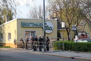 Artikelbild: Ort der Versammlung - Ein Wirtshaus in der Brigittenau. - derStandard.at/Sebastian Pumberger