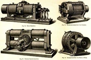 Bereits vor 100 Jahren verlor der Elektromotor im Automobil gegenber dem Verbrennungsmotor.