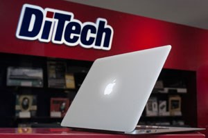 DiTech will Umsatz mit Apple-Produkten steigern