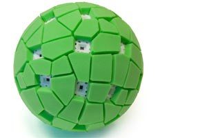 Throwable Panoramic Ball Camera (Foto von Jonas Pfeil)