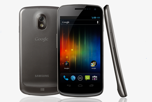 "Das Galaxy Nexus - Googles neues ""Lead Device"" für Android, in Kooperation mit Samsung entstanden."