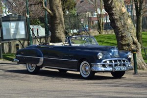 Am 30. April wird der Pontiac von Bonhams versteigert.