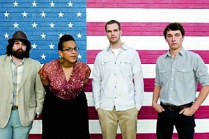 Alabama Shakes - &quot;Boys &amp;amp; Girls&quot; (RTR / Vertrieb: Indigo)