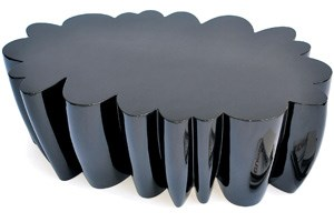 Couchtisch &quot;Sliced Cloud&quot; von Samuel Ben Shalom fr Talents Design.