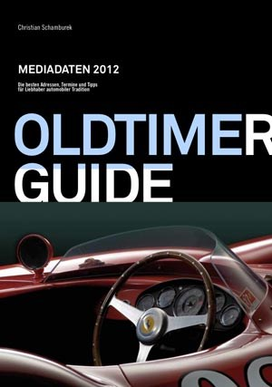 Oldtimer-Guide 2012medianet-VerlagIm Interntet: oldtimer-guide.at