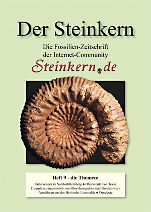Die neunte Ausgabe des Magazins &quot;Der Steinkern&quot; ist soeben erschienen und kann ber das Bestellformular der Webseite angefordert werden.