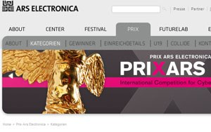 Sieger des Prix Ars Electronica gekrt