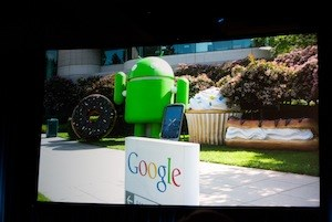 Android-Versionsfiguren als Innovationsanalogie
