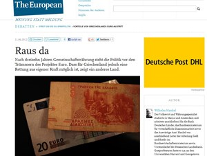 theeuropean.de