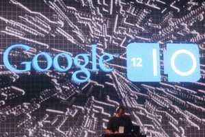Zweiter Tag der Google I/O 2012 Keynotes.