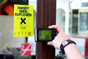 NFC-Projekt in Klagenfurt 