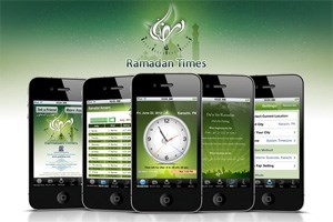 Ramadan Times ist nur eine von vielen Apps, die beim Fasten helfen sollen