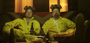 "Aaron Paul und Bryan Cranston sind böse in ""Breaking Bad""."