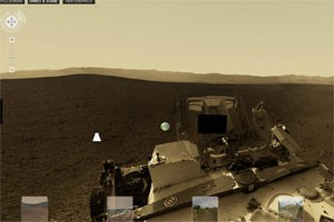 &quot;Street View&quot; Mars