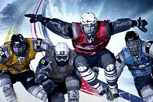 Die &quot;Crashed Ice&quot;-Serie bekommt eine Videospiel-Adaption.