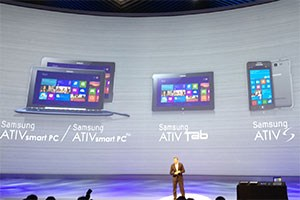 Samsungs Ativ-Serie 