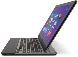 Das Satellite U920t kann als Tablet oder Ultrabook eingesetzt werden.
