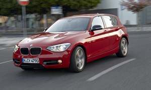 Neuer Basis-Dieselmotor und xDrive-Alternative: Der BMW 1er.