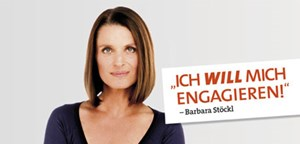 ORF-Moderatorin Barbara Stckl will sich engagieren.