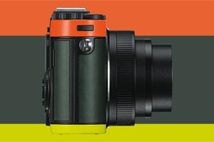 "X2 ""Paul Smith"": Leicas aktuelle Sonderedition."