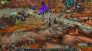 "Leichenberge in ""World of Warcraft"""