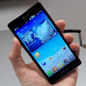 Das LG Optimus L7.