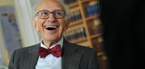 Eric Kandel: &quot;Nach dem Tod kommt das Nichts.&quot;