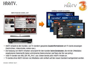  HbbTV