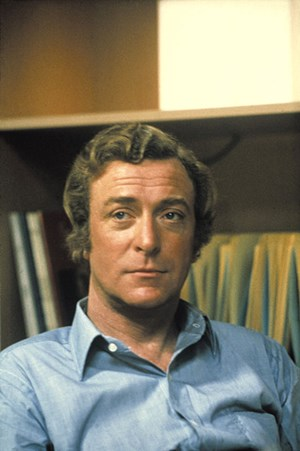 Der zweifache Oscar-Preisträger Michael Caine 1980 in Brian De Palmas 