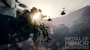 &quot;Medal of Honor: Warfighter&quot; ist fr PC, PS3 und Xbox 360 erschienen.
