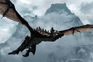 Drachenfliegen in &quot;Dragonborn&quot;