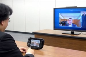 Der Video-Chat der Wii U