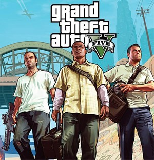Die drei spielbaren Charaktere von &quot;Grand Theft Auto 5&quot;