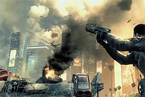 Pressestimmen&#xD;&#xA;&quot;Call of Duty: Black Ops 2&quot;: &quot;Alte Grafik, gute Story, starker Multiplayer&quot;